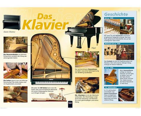 Poster - Das Klavier-1