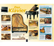 Poster - Das Klavier