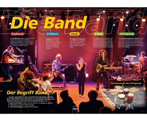 Poster - Die Band-1