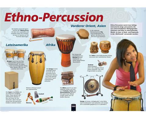Poster - Ethno-Percussion