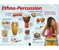 Poster - Ethno-Percussion