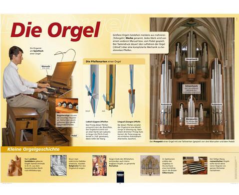 Poster - Die Orgel-1