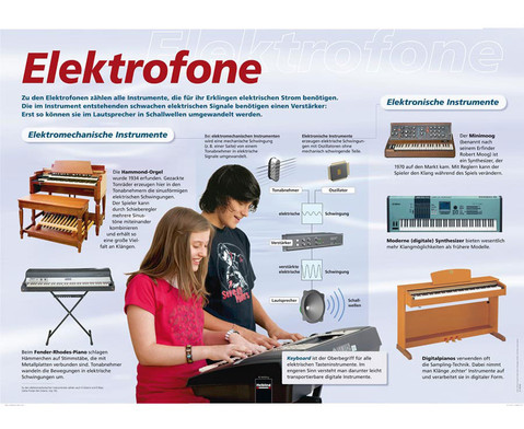 Poster - Elektrofone-1