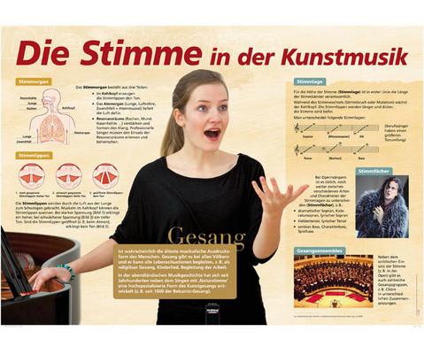 Poster - Die Stimme in der Kunstmusik-1