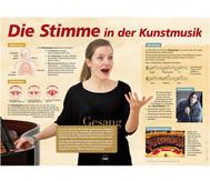 Poster - Die Stimme in der Kunstmusik