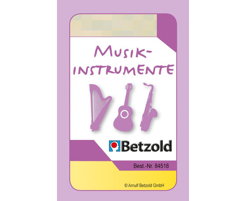 Musikinstrumente-1