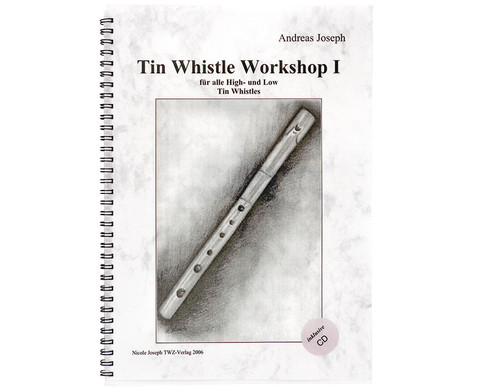 Tin Whistle Workshop I-1