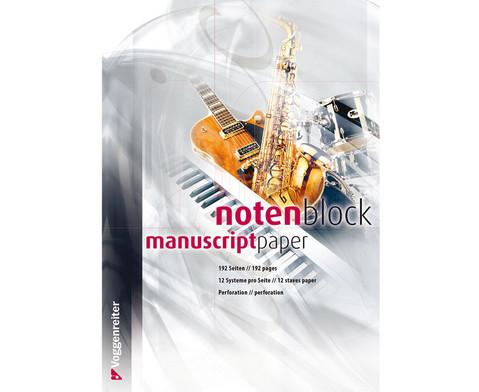 Notenblock-2