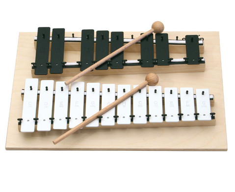 Chromatisches Sopran-Glockenspiel