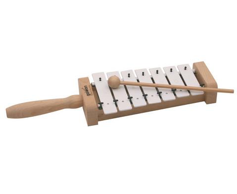 Hand-Glockenspiel diatonisch c3-h3-1