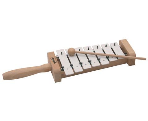 Hand-Glockenspiel pentatonisch