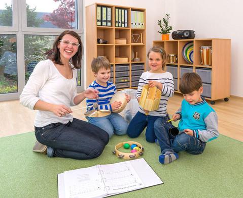 Singen und Musizieren mit Kindern-3