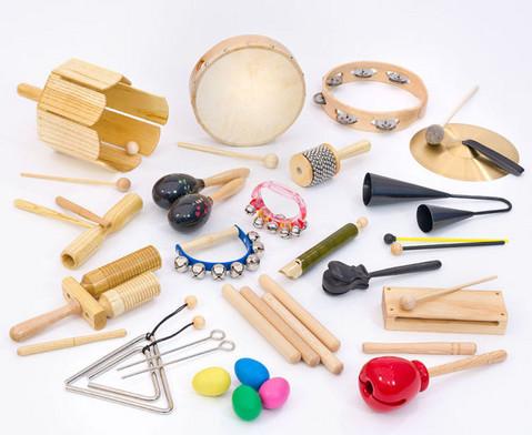 Instrumenten-Set Rhythmische Liedbegleitung-7