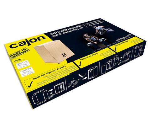 Cajon-Bausatz klein-2