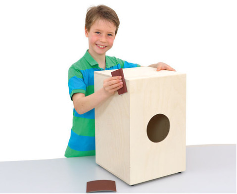 Cajon-Bausatz gross-4