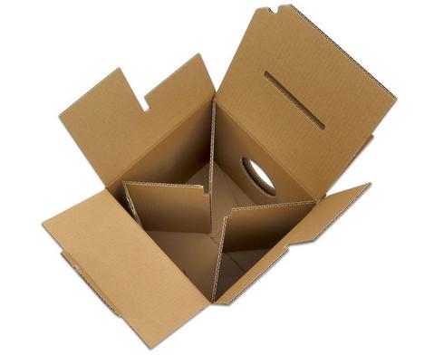 Trommelkiste aus Karton weiss 30x30x33 cm-4