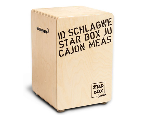 Kinder-Cajon Star-Box-1