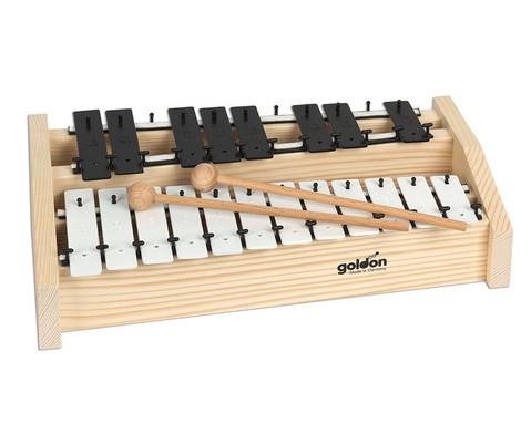 Chromatisches Glockenspiel Sopran-1