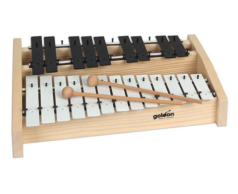Chromatisches Alt-Glockenspiel