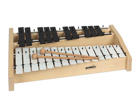 Chromatisches Glockenspiel 2 Oktaven