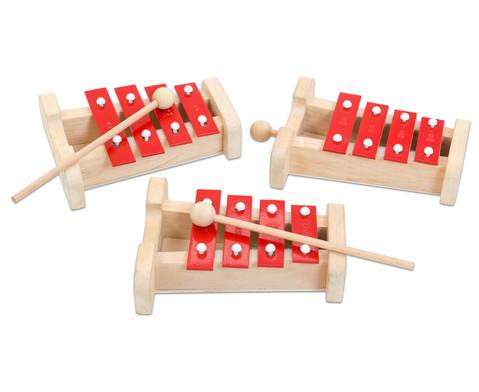 Akkord-Glockenspiele Set 1 Dur-1