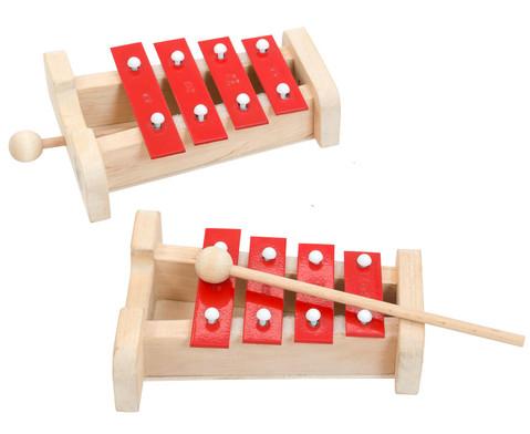 Akkord-Glockenspiel Set 4 Ergaenzung auf G-Dur