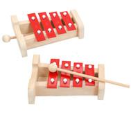 Akkord-Glockenspiele, Set 4, Ergänzungssatz auf G-Dur und e-Moll