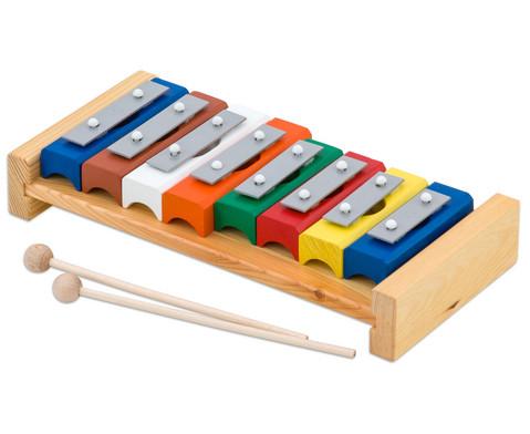 Klangbaustein-Glockenspiel