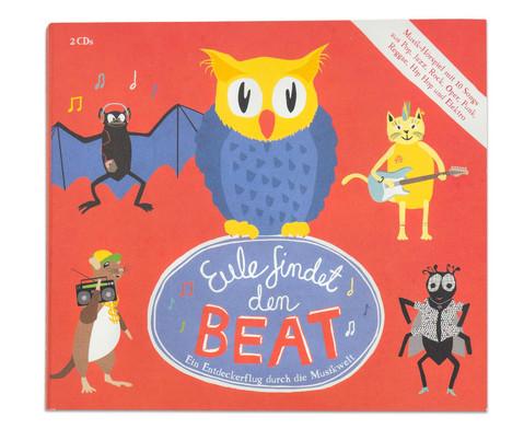 Eule findet den Beat Musik Hoerspiel-1