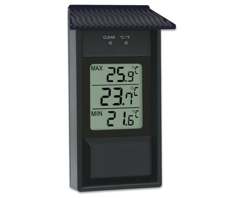 Digitales Min-Max-Thermometer