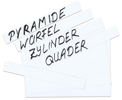 Magnetische Wortschilder zum Beschriften-3