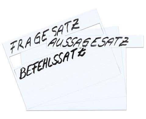 Magnetische Wortschilder zum Beschriften-4