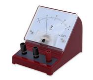 Analoges Voltmeter