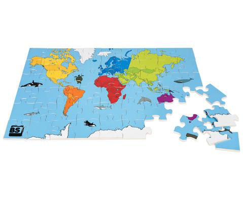 Welt Puzzle-1