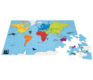 Welt-Puzzle