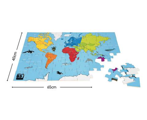 Welt Puzzle-2