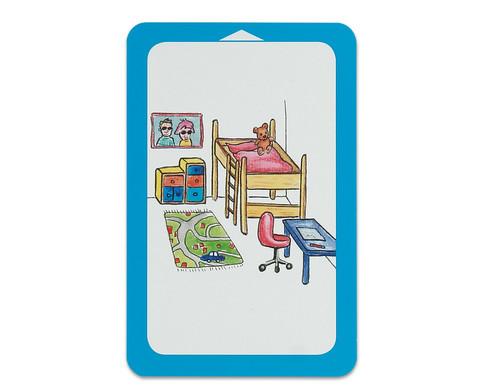 Zu Hause - Kartensatz fuer den Magischen Zylinder-6