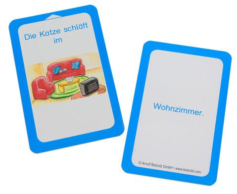 Zu Hause - Kartensatz fuer den Magischen Zylinder-7