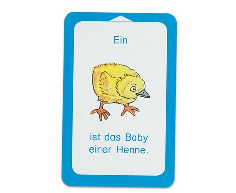 Auf dem Bauernhof - Kartensatz fuer den Magischen Zylinder-5