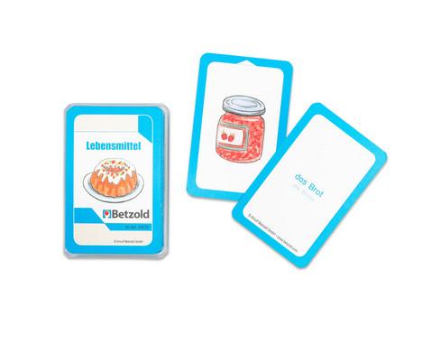 Lebensmittel - Kartensatz fuer den Magischen Zylinder-1