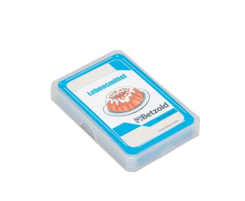 Lebensmittel - Kartensatz fuer den Magischen Zylinder-2