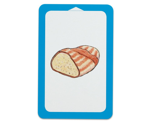 Lebensmittel - Kartensatz fuer den Magischen Zylinder-5