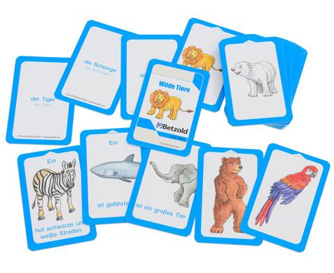 Wilde Tiere - Kartensatz fuer den Magischen Zylinder-3