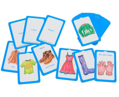 Kleidung - Kartensatz fuer den Magischen Zylinder-4