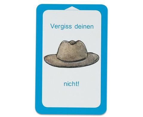 Kleidung - Kartensatz fuer den Magischen Zylinder-8
