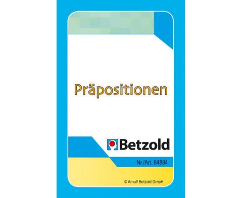 Praepositionen - Kartensatz fuer den Magischen Zylinder-1