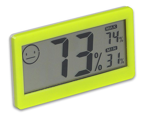 Digitales Thermo- und Hygrometer