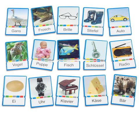 Bild-Wort-Karten Nomen