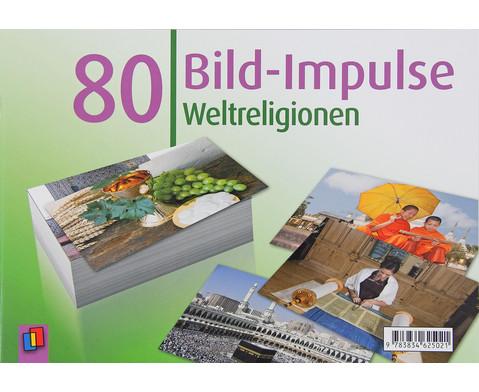 80 Bild-Impulse Weltreligionen