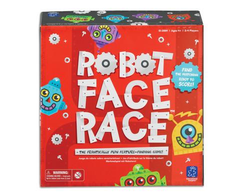 Robot Face Race-1